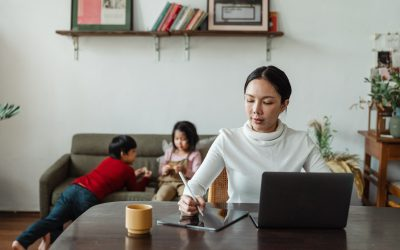 Saving Your Sanity: Tips For Remote Working Parents